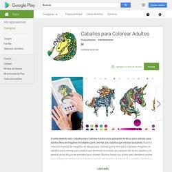 Caballos para Colorear para Adultos - Aplicaciones Android en Google Play