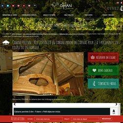 Cabane dans les arbres FOLENN - Bretagne - Maison dans les arbres Morbihan