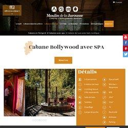 Cabane de luxe avec bain nordique - Cabane en Perigord