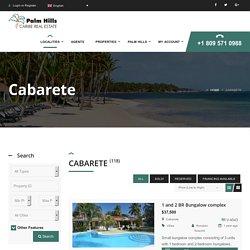 Cabarete Real Estate for Sale
