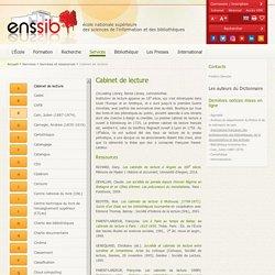 Dictionnaire de l'Enssib