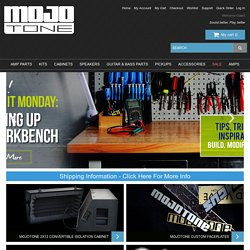 Mojo Musical Supply » Vintage Musical Supply Parts for Amplifiers & Guitars