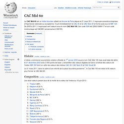 CAC Mid 100 - Wikipdia