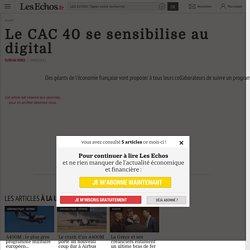 Total, Renault, La Poste vont sensibiliser tous leurs salariés aux enjeux du digital