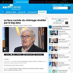 Hervé Le Bras, EHESS - La face cachée du chômage révélée par le big data - Parole d'auteur éco