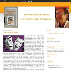 LA FACE CACHEE DU YAOURT. - Le blog du docteur Poinsignon