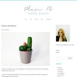 Cactus de alfileres