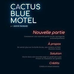Cactus Blue Motel