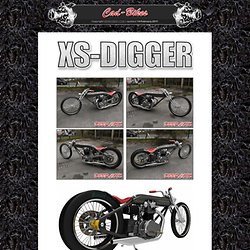 Cadbike #48, XS DIGGER