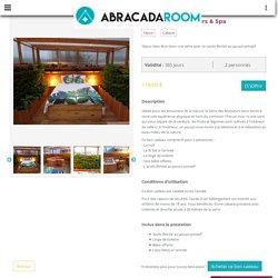 Cadeau AbracadaRoom : La Serre des Brasseurs & Spa