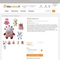 Idée cadeau pour les enfants : peluche avale-soucis !