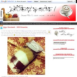 Cadeau Gourmand : SOS Brownies