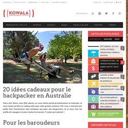 C'est Noël ! 20 idées cadeaux pour le backpacker en Australie