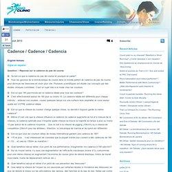 Cadence / Cadence / Cadencia