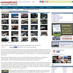2003 Cadillac Sixteen Concept (16)