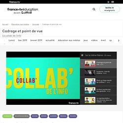 Cadrage et point de vue - Vidéo - France tv Éducation