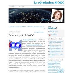 Cadrer son projet de MOOC