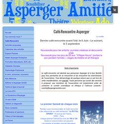 Café-Rencontre - Asperger Amitié
