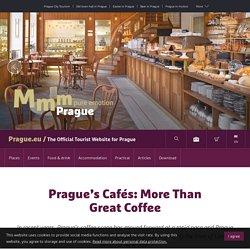 Cafes - Prague.eu