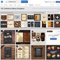Cafeteria Menu Vectors, Photos and PSD files
