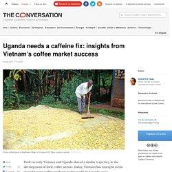 Uganda needs a caffeine fix: insights from Vietnam's coffee market success