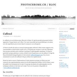 Caffenol » photochrome.ch / blog