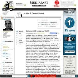 Cahuzac: AFP ou agence TASS?