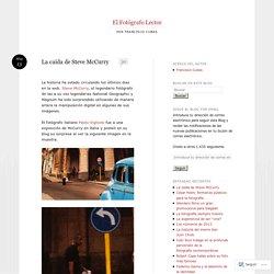 La caída de Steve McCurry