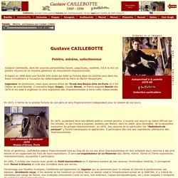 Gustave CAILLEBOTTE, biographie - L'Impressionnisme