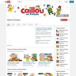 Caillou en Français