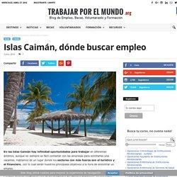 Islas Caimán, dónde buscar empleo - TrabajarporelMundo