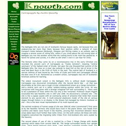 Cairnpapple Prehistoric Site - Scotland