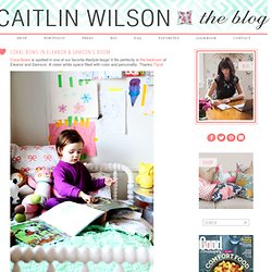 caitlin wilson design: style files