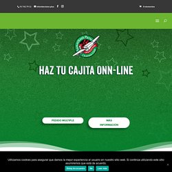 Cajita ONN-LINE - Operación Niño de la Navidad