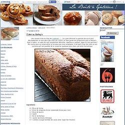 Cake au Bailey's