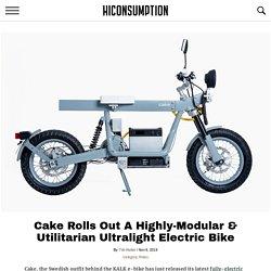 Cake Ösa+ Electric Utility Bike