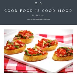 Good Food Is Good Mood - La Calabria - Italian Restaurant, Perth