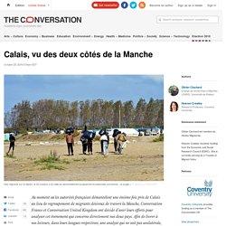 Calais, vu des deuxcôtés delaManche