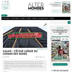 Calais : l'École laïque du Chemin des dunes