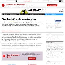PS du Pas-de-Calais: la rénovation bégaie