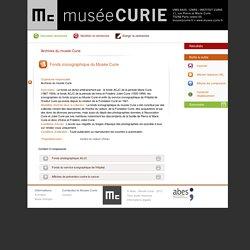 Calames : Fonds iconographique du Musée Curie