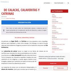 De calacas, calaveritas y catrinas » ProfeDeELE.es