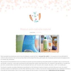 Produit anti-calcaire naturel - Flo les mains - Blog DIY - Éducation positive - Zéro déchet