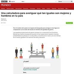 Una calculadora para averiguar qué tan iguales son mujeres y hombres en tu país - BBC Mundo