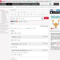 7/2 .( 4/5 x+ 3/7 )+2= 5/2 - 2/5 - Calculadora de ecuaciones - Symbolab