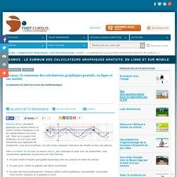 Desmos : le summum des calculateurs graphiques gratuits, en ligne et sur mobile