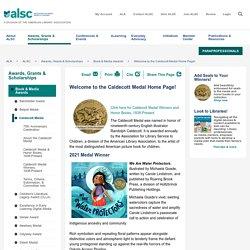 Caldecott Medal Home Page