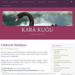 Caldecott Madalyası – Kara Kuğu