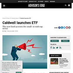 Caldwell launches ETF