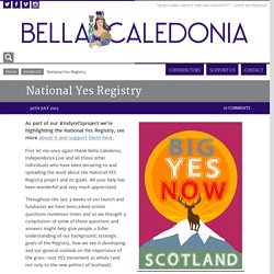 "Bella Caledonia ""Who cares about the grassroots?"" – John McTernan"